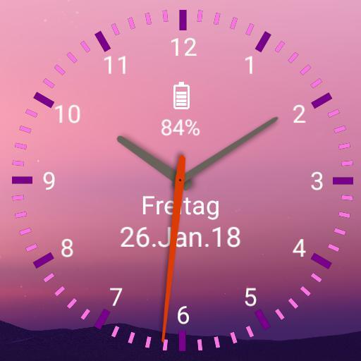 pink dawn analog