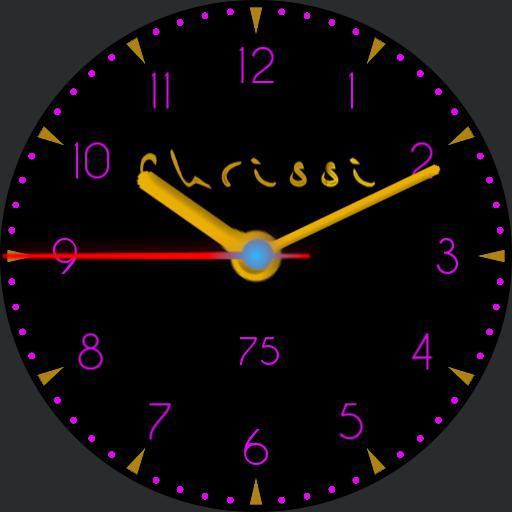 Chrissi watch v.3
