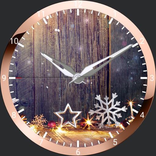 Christmas 4k Watch Face