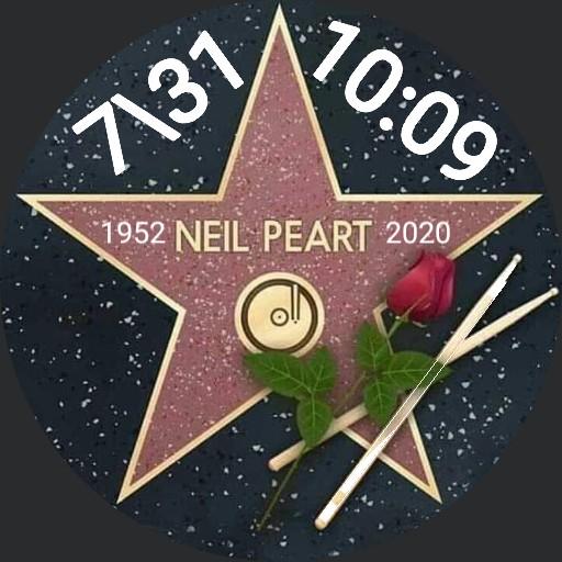 Neil Peart Tribute 2 - SDJ