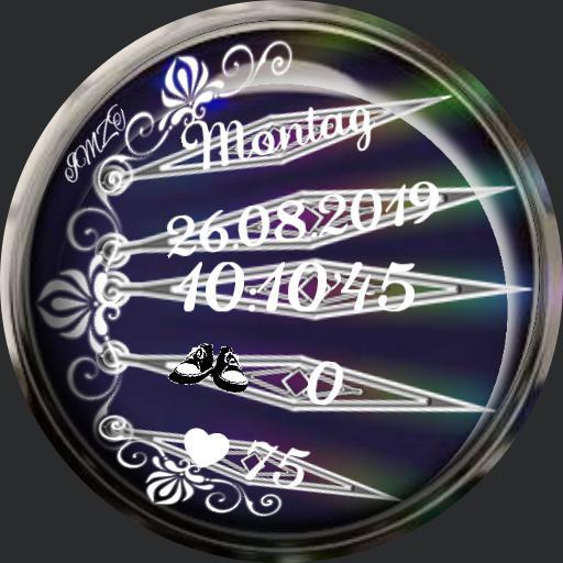 Filigrane Frauen Uhr