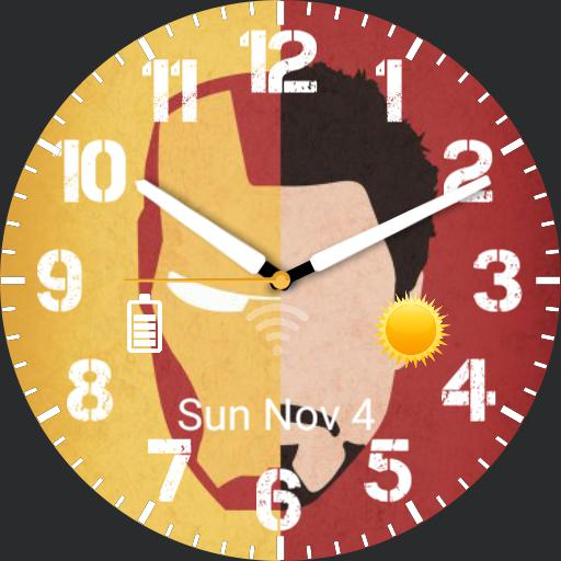 Ben_Ironman7_WatchFace