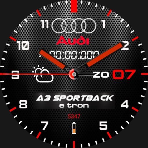 Audi A3 Sportback e tron