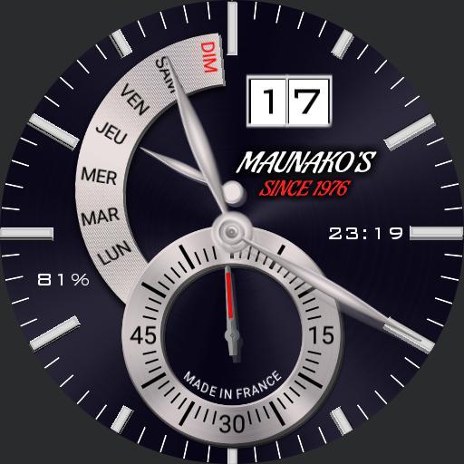 maunako  2 Blue Edition
