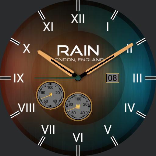 Rain, Copper v2