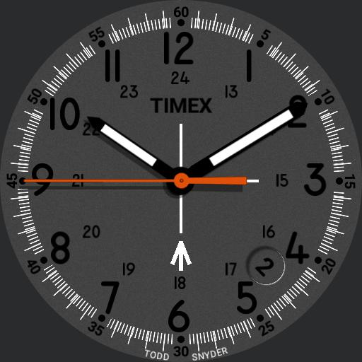 Timex Todd Snyder Military watch