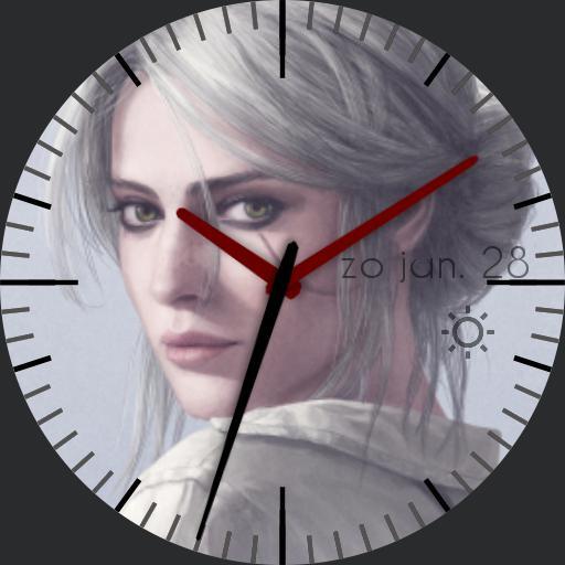Ciri WatchFace