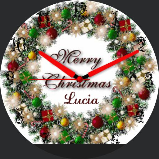 Merry Christmas Lucy 2