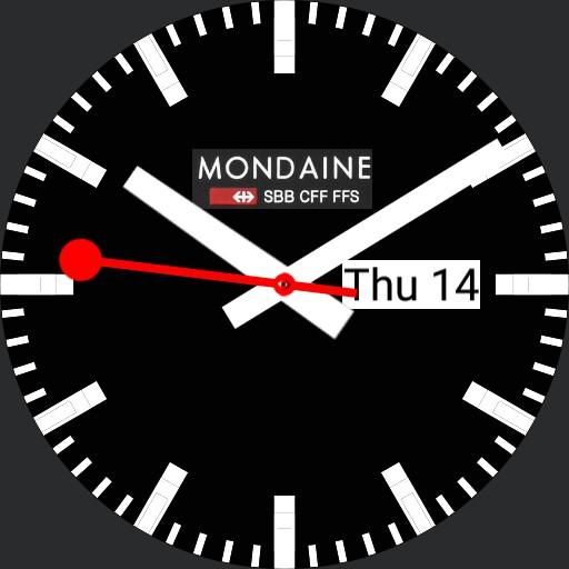 Diz Swiss Mundaine Copy