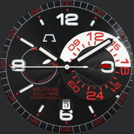 Anonimo Militare Zulu Time GMT
