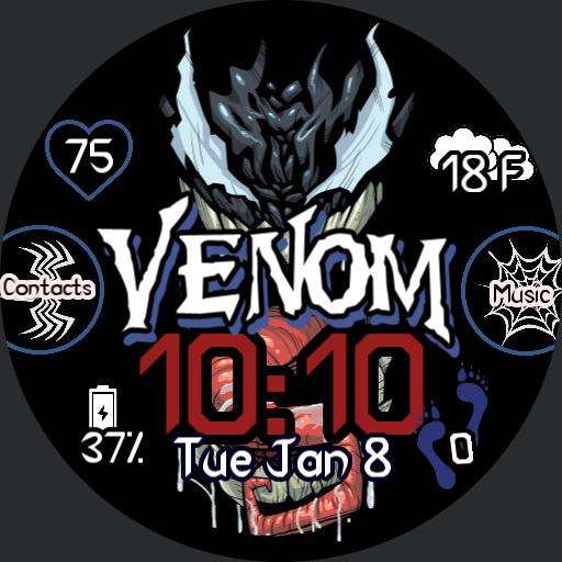 Venom Snack