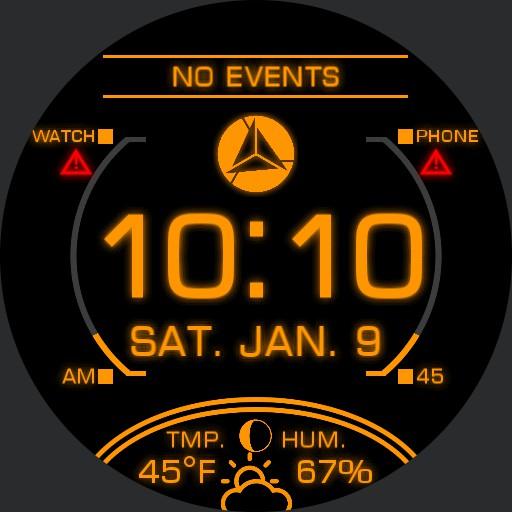 An Elite CMDRs Timepiece