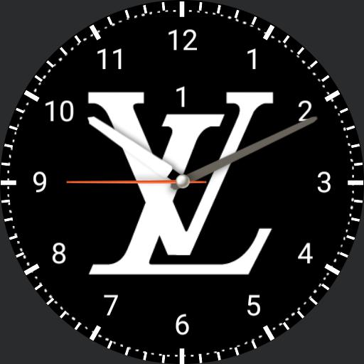 LV watch face