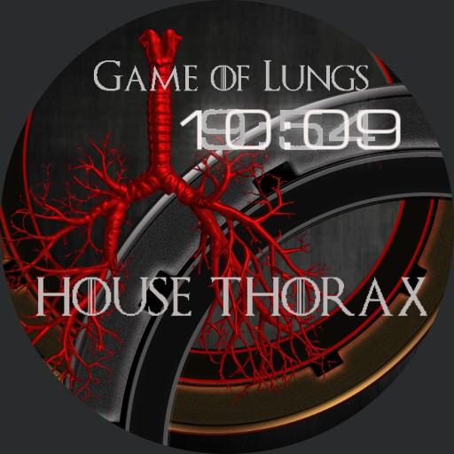 Respiratory House Thorax GOT