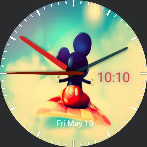 Flying Mickey