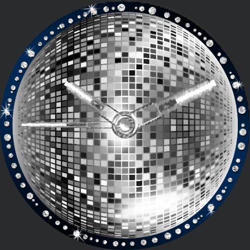 Discokugel Animation Ucolor