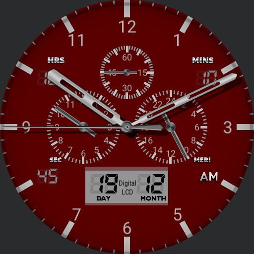 premium watch face v5