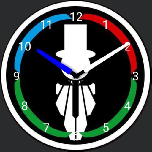 Team Chaps Hour Hand Colour
