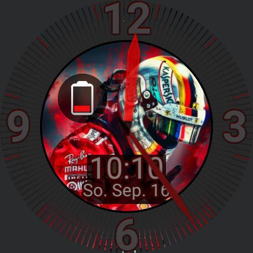 Vettel Formel1