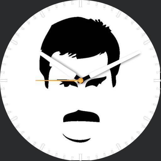 Freddie Mercury Hot Space