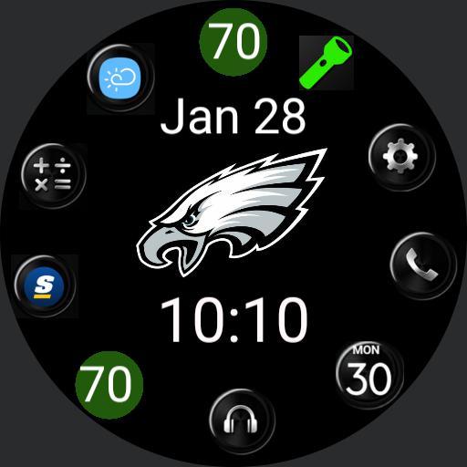 Eagles Huawei