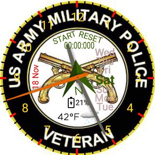 Military Police Veteran