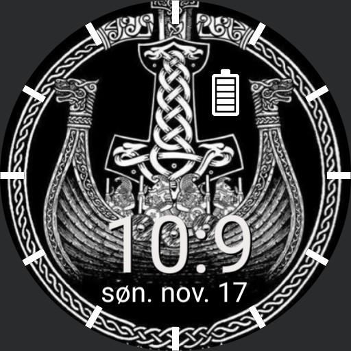 Viking War Ship Qualex