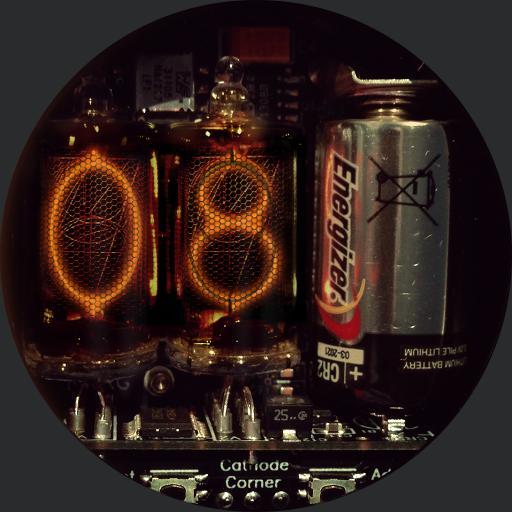 NIXIE WATCH - Cathode Corner Original