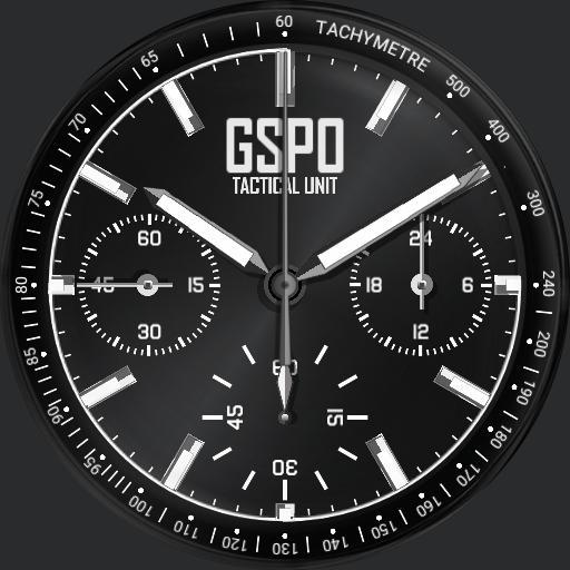 GSPO Chronograph