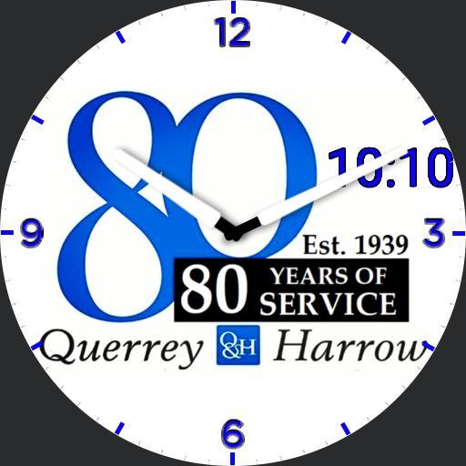 Querrey  Harrow 80 Years