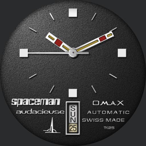 Omax Spaceman C.1974