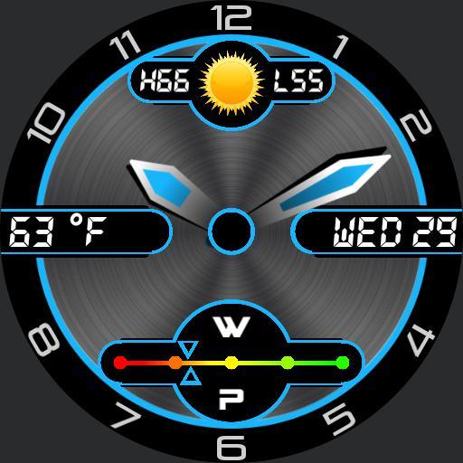 JSM Radar Sweeper 1.8 with Stopwatch