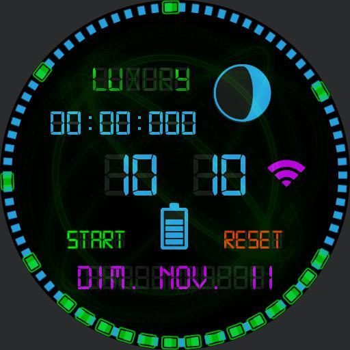 LuxurY digit