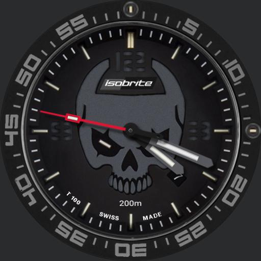 ISOBRITE NIGHT ENFORCER LIMITED EDITION ISO3002