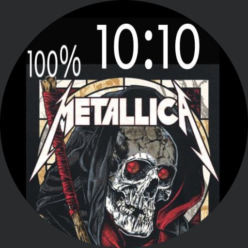 skull metallica