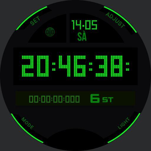 Razer NABU Watchface V.1.0 Copy