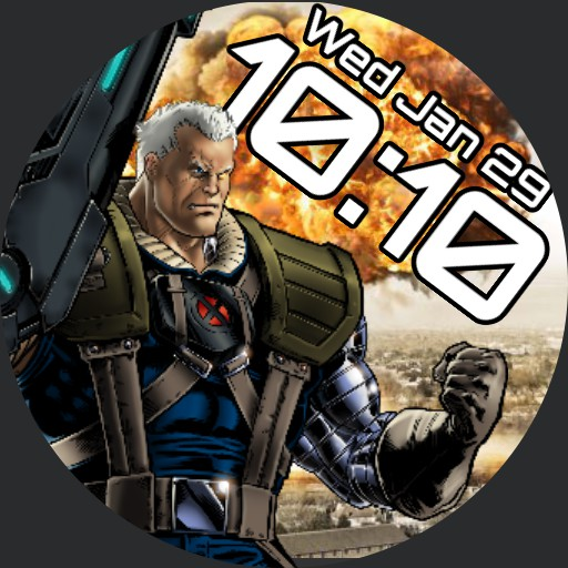 MARVEL X FORCE CABLE