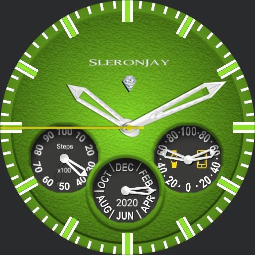 Luxury Elegant Combo Watch Copy