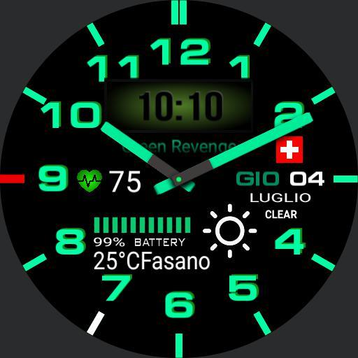 Green Revenge