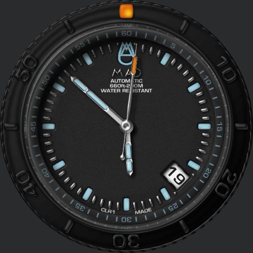 MAD Watch Diver update 2