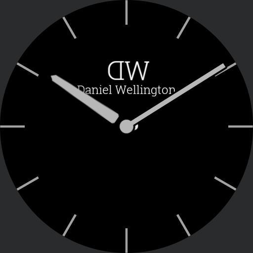 Daniel Wellington Black ed.