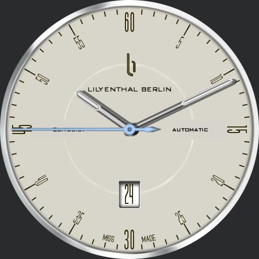 LILYENTHAL BERLIN Zeitgeist JBLBZ240620