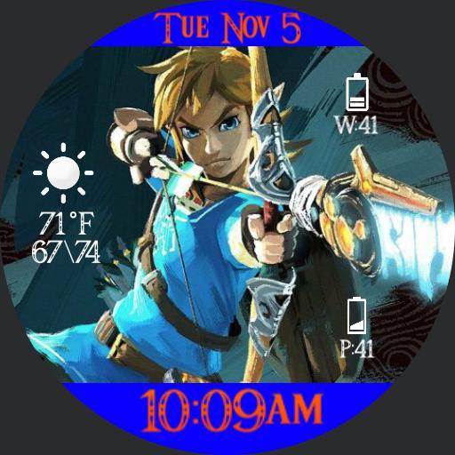 Zelda Blue