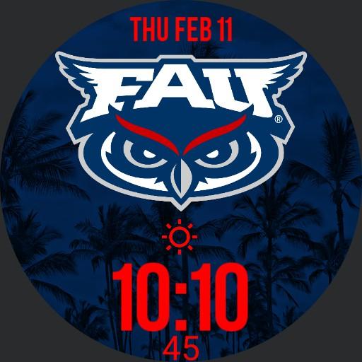 FAU Logo Watch Face