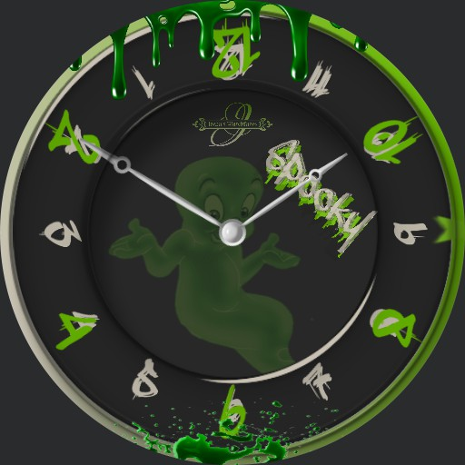 Ghostbusters Slime Spooky  Animation Launcher