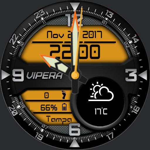 Vipera Orange 1.0/24H