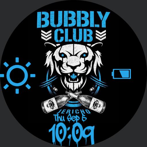 Jericho bubbly club