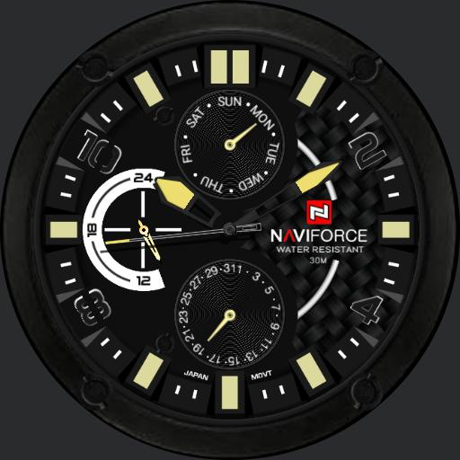 Naviforce 9068M