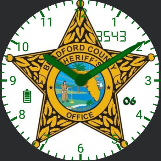 Bradford Sheriff