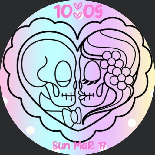 amor de Los muertos